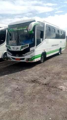 Se vende solo bus Hino FC