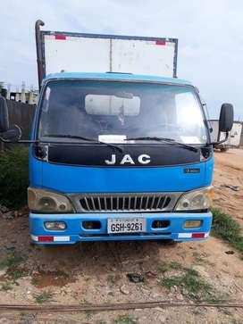 Vendo camion JAC 10.50 de 4.5  Toneladas