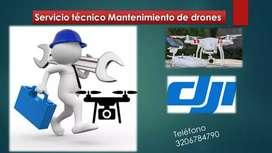 Servicio técnico Drones