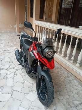 Suzuki V-strom 250 cc