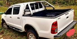 Toyota hilux, modelo 2014, tipo Pick up