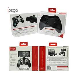 Control Ipega Pg 9062s Oscuro Luchador Bluetooth Android Tv