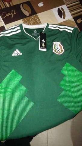 Camiseta Mexico 2018