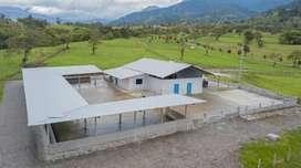 Venta de Hacienda con Produccion Ganadera y Agricola 63 Has