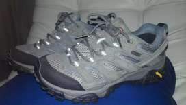Zapatillas Merrell Impermeables usadas