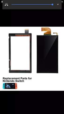 Pantalla de Nintendo Switch
