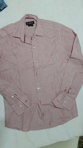 Camisa hombre slimfit