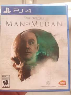 Man of medan ps4 perfecto