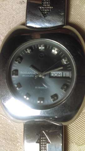 vendo o cambio reloj de coleccion ., RODANIA SUIZO ., automático .,