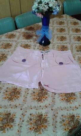 Shorts de Jean Tela Lycra