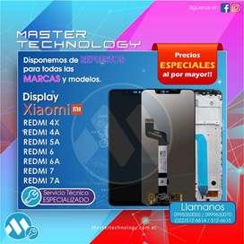 Display Xiaomi Redmi Mi 4X 4A 5A 6 6A 7 7A