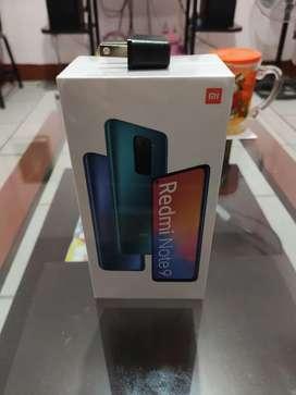 Vendo Xiaomi Redmi Note 9 Sellado