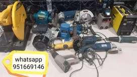 Se arregla máquinas eléctricas y motores gasolineros