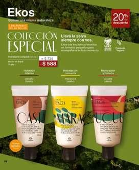 PROMOCIÓN NATURA: 20% de descuento en hidratante corporal Ekos 150ml.