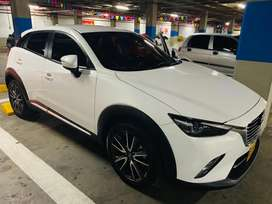 Vendo Mazda Cx3 GrandTouring 2017 automatica toda original