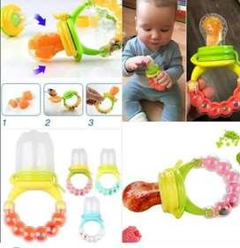 Chupon alimentador para bebés