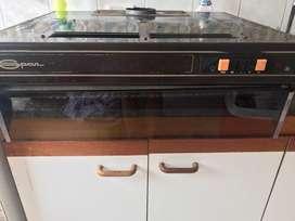 Vendo spar electrico (usado) para la cocina