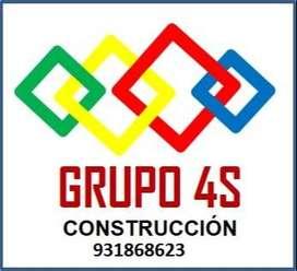 Construcción, Remodelamiento y Reforzamiento.