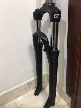 Suspensión mecánica SR para bicicleta suntour