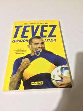 Tevez Corazón APACHE Libro