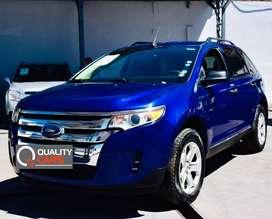 Ford Edge 2014 transmisión automática Quality Cars