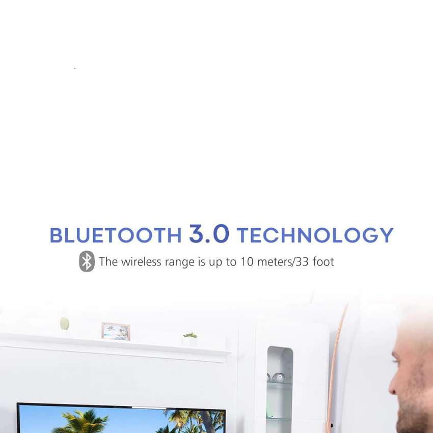 Teclado Inalámbrico Bluetooth Ultradelgado Windows Mac Andro 0
