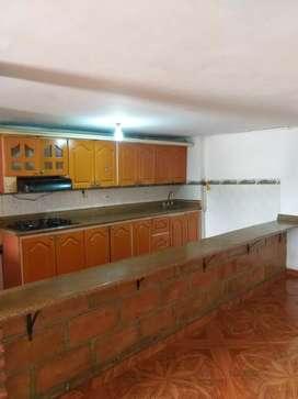 Se arrienda casa en machado-copacabana