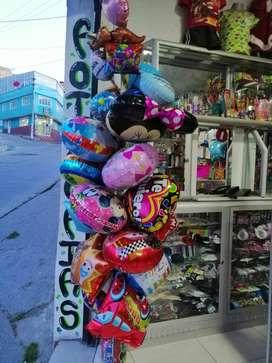 Se vende pañalera piñateria Papeleria variedades