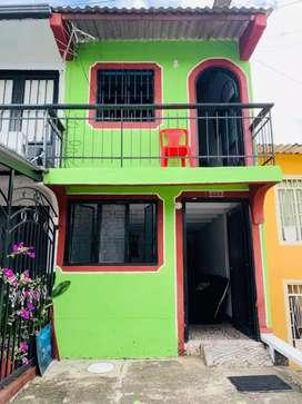 Se permuta casa  por finca  serca  a neiva,la casa es de dos plantas en Neiva  al norte barrió Chicala .