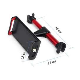 Soporte universal soporte celular para asientos traseros de auto