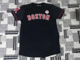 Camisetas beisbolera