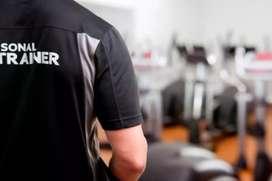 Entrenamiento Fisico Individual Personal Trainer