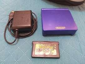 Nintendo Gameboy Sp Original Azul