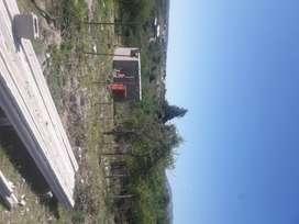 Vendo terreno con edificación a terminar