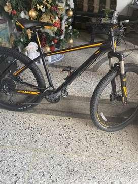 Bicicleta scott aspect 730 2018