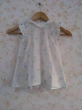 Vestidos bebé de 6 meses a 1 año