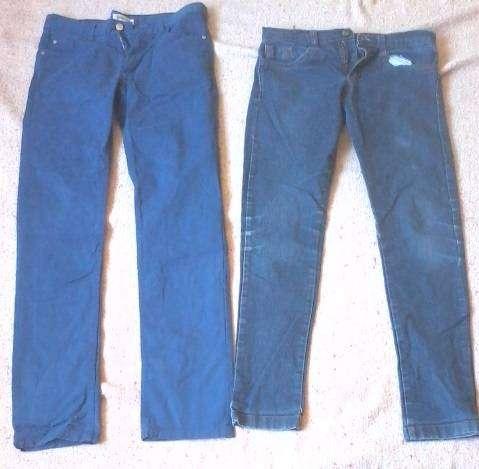 Vendo Jeans usados talle 35 0