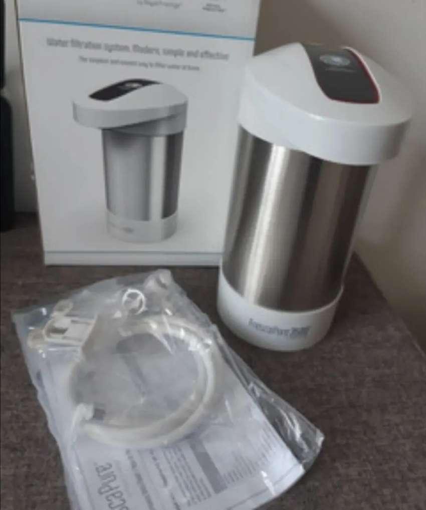 Vendo filtro para agua  royal prestige 3500