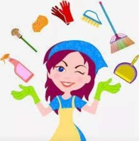 Busco empleo de limpieza, apartamentos , cuido de niños , adulto mayor .