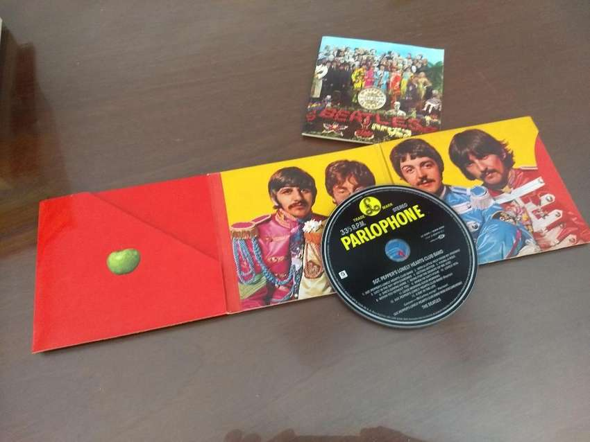 Cd Sgt. Peppers  The Beatles 0