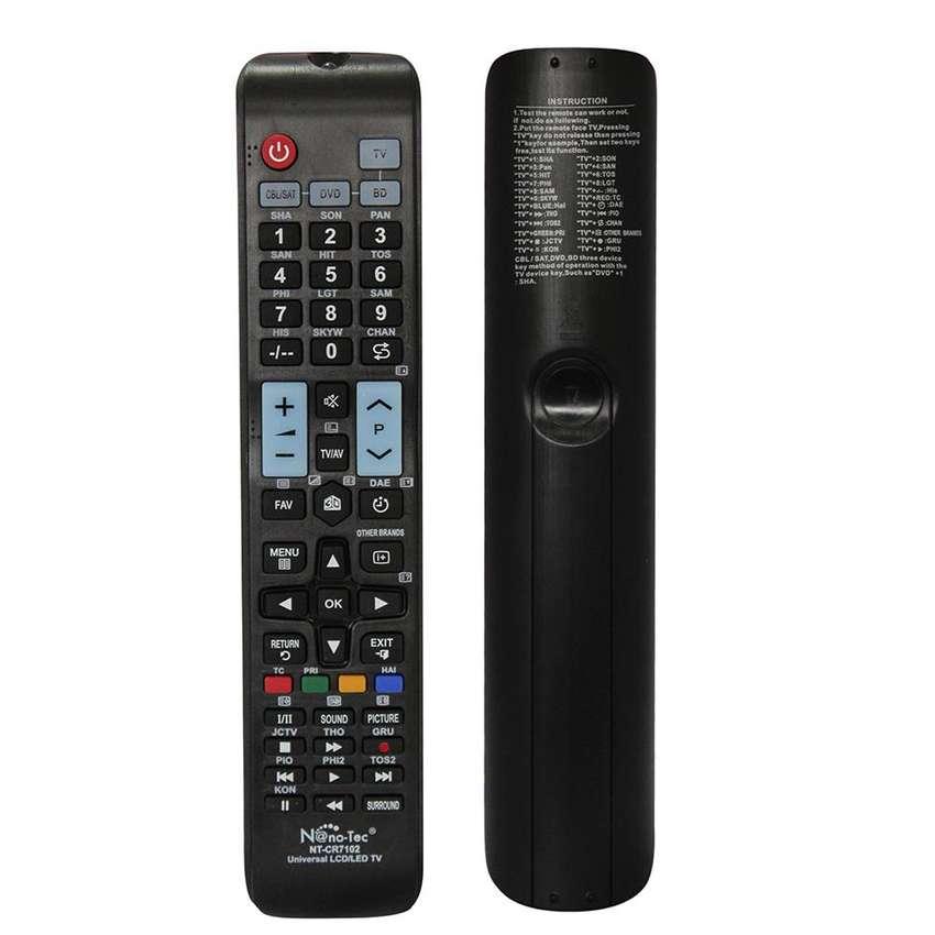 Control Remoto Control Universal Para TV y DVD 0