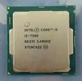 Vendo Procesador I5 7500