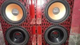 Vendo o permuto audio