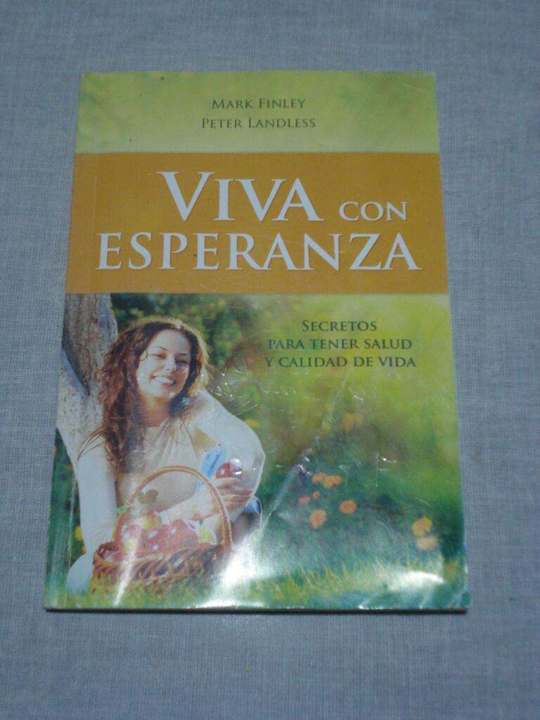 Libro: Viva con Esperanza 0