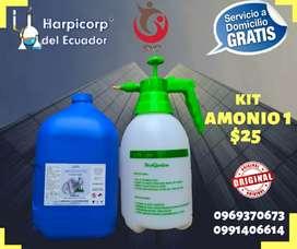 Kit's para limpieza