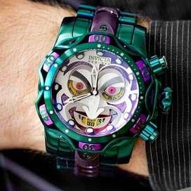 Reloj Invicta Venom del Joker!