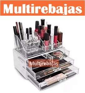Porta Maquillajes de 4 Cajones A Domicilio
