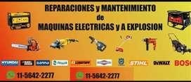 Reparación, Servicio Técnico y Mantenimiento de Grupos Electrógenos Generadores