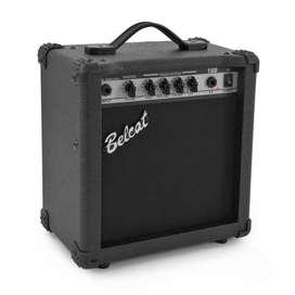 Amplificador De Bajo Belcat 15b De 15w