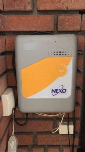 CENTRAL TELEFONICA NEXO 1 LINEA 4 INTERNOS
